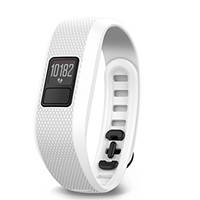 Braccialetto fitness GARMIN Vivofit 3 Regular Bianco su Mediaworld.it