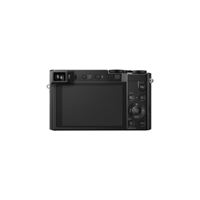 PANASONIC DMC-TZ100EGK Nero - thumb - MediaWorld.it