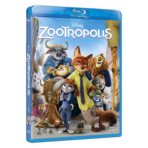 ZOOTROPOLIS - Blu-Ray - MediaWorld.it