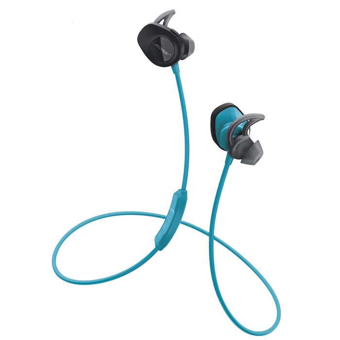 BOSE® Soundsport WIRELESS Aqua - thumb - MediaWorld.it