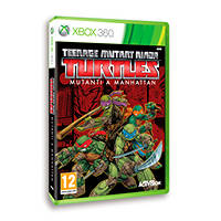 Giochi Xbox 360 TMNT 2016 - XBOX 360 su Mediaworld.it
