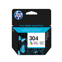 Cartuccia HP 304 Tricomia su Mediaworld.it