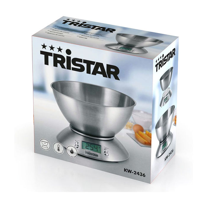 TRISTAR Bilancia Cucina 5 KG - thumb - MediaWorld.it