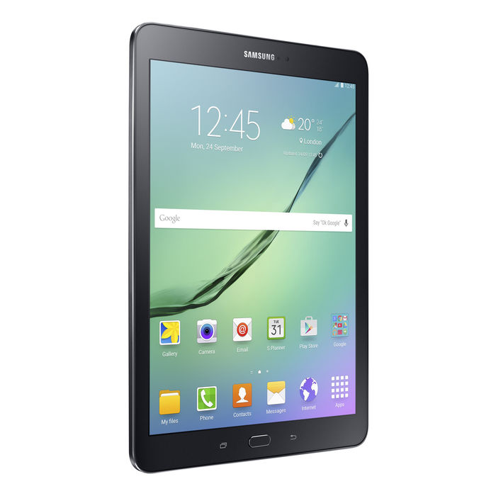 SAMSUNG Galaxy TAB S2 SM-T819 Wi-fi+LTE Black - thumb - MediaWorld.it