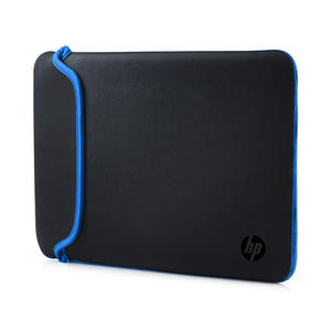 "HP Sleeve Borsa Notebook 14"" Nero Blu - thumb - MediaWorld.it"