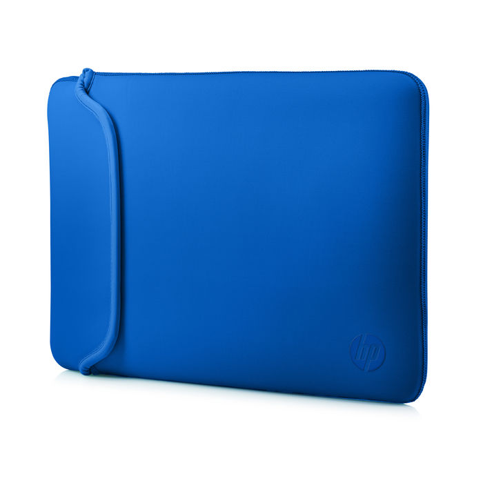"HP Sleeve Borsa Notebook 15,6"" Nero Blu - thumb - MediaWorld.it"