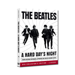A HARD DAY'S NIGHT - The Beatles - DVD - MediaWorld.it