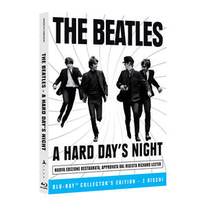 A HARD DAY'S NIGHT - The Beatles - Blu-Ray - MediaWorld.it
