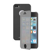 Custodia a libro per iPhone 5 /5S/SE CELLULAR LINE BOOKTOUCHIPH5K su Mediaworld.it