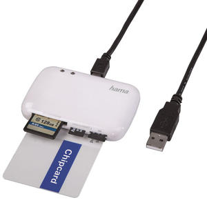 HAMA USB/SMARTCARD/MEMORY CARD - thumb - MediaWorld.it