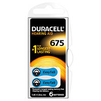 Altri accessori Fotografia DURACELL Batterie Acustiche Easy Tab 675 su Mediaworld.it