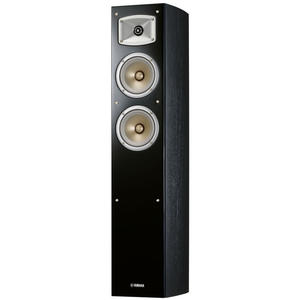 YAMAHA NS-F330 Black CASSA SINGOLA - MediaWorld.it