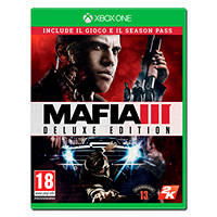 Giochi Xbox One MAFIA 3 - Deluxe Edition - XBOX ONE su Mediaworld.it