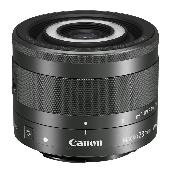 CANON EEF-M 28MM F/3.5 Macro Is - thumb - MediaWorld.it