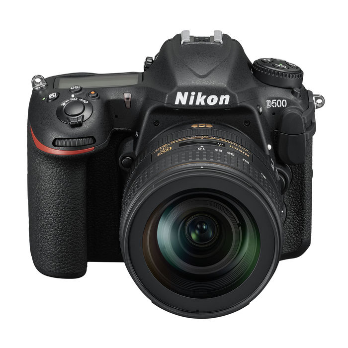 NIKON D500 +  AF-S DX 16-80 VR Black - thumb - MediaWorld.it