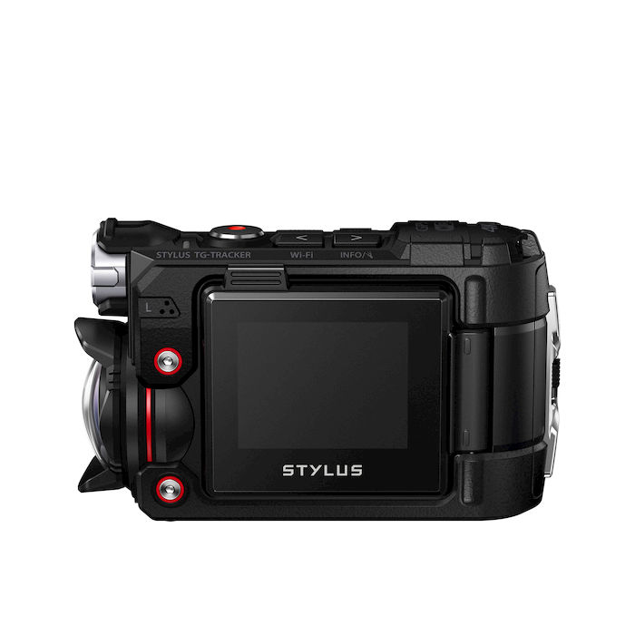 OLYMPUS TG-Tracker Black - thumb - MediaWorld.it