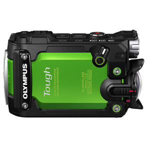 OLYMPUS TG-Tracker Green - MediaWorld.it