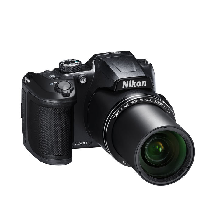 NIKON Coolpix B500 Black - thumb - MediaWorld.it