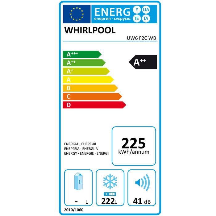 WHIRLPOOL UW6F2CWB - thumb - MediaWorld.it