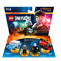 Team Pack Dimensions: Harry Potter LEGO Team Pack Dimensions: Harry Potter su Mediaworld.it