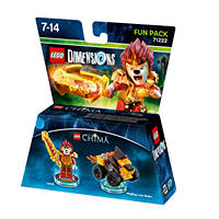 Fun Pack Dimensions Laval WARNER BROS Lego Dimensions Fun Pack Laval su Mediaworld.it