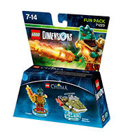 Fun Pack Dimensions Cragger WARNER BROS Lego Dimensions Fun Pack Cragger su Mediaworld.it