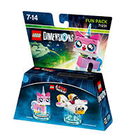 Toys to Life WARNER BROS Lego Dimensions Fun Pack Unikitty - PRMG GRADING KNAN - SCONTO 17,50% su Mediaworld.it
