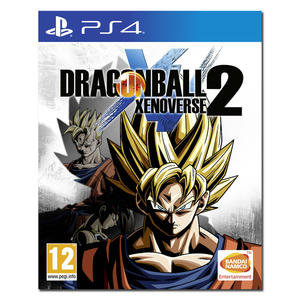 DRAGONBALL Xenoverse 2 - PS4 - thumb - MediaWorld.it