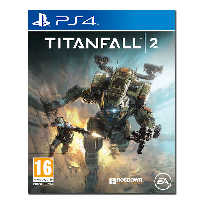 TITANFALL 2 - PS4 - thumb - MediaWorld.it