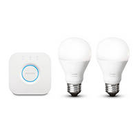 Lampadina Led PHILIPS  hue Starter Kit White su Mediaworld.it