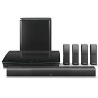 Sistema Home Theater 5.1 BOSE® LIFESTYLE 650 Black su Mediaworld.it