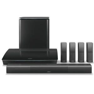 BOSE® LIFESTYLE 650 Black - MediaWorld.it