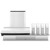 Sistema Home Theater 5.1 BOSE® LIFESTYLE 650 WHITE su Mediaworld.it