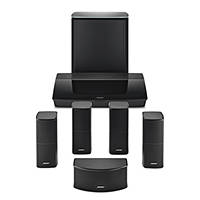 Sistema Home Theater 5.1 BOSE® LIFESTYLE 600 BLACK su Mediaworld.it