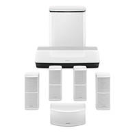 Sistema Home Theater 5.1 BOSE® LIFESTYLE 600 WHITE su Mediaworld.it