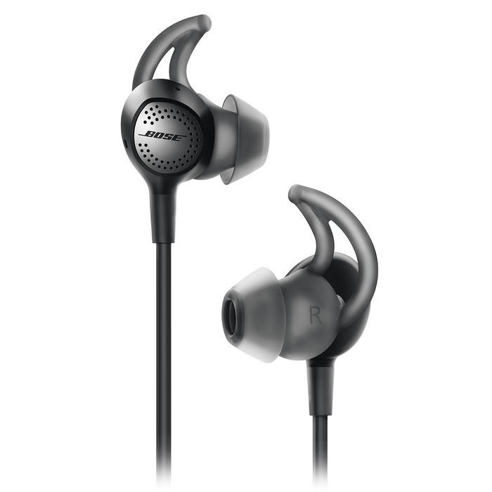 BOSE® QuietControl 30 Black - thumb - MediaWorld.it