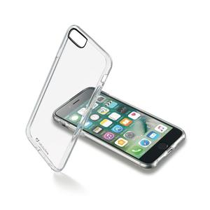 "CELLULAR LINE Cover Rigida Clear Duo IPhone 7 4,7"" Trasparente - MediaWorld.it"