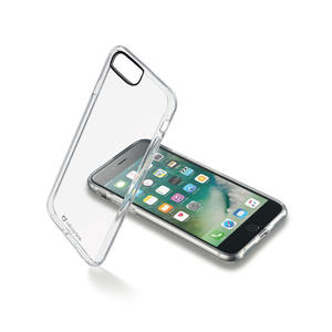 CELLULAR LINE Clear Duo - Cover trasparente per iPhone 7 Plus/8 Plus - MediaWorld.it