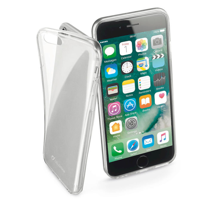 Cellularline Cover Gomma iPhone 8/7 4,7 Trasp - PRMG GRADING ONBN - SCONTO 15,00% - thumb - MediaWorld.it