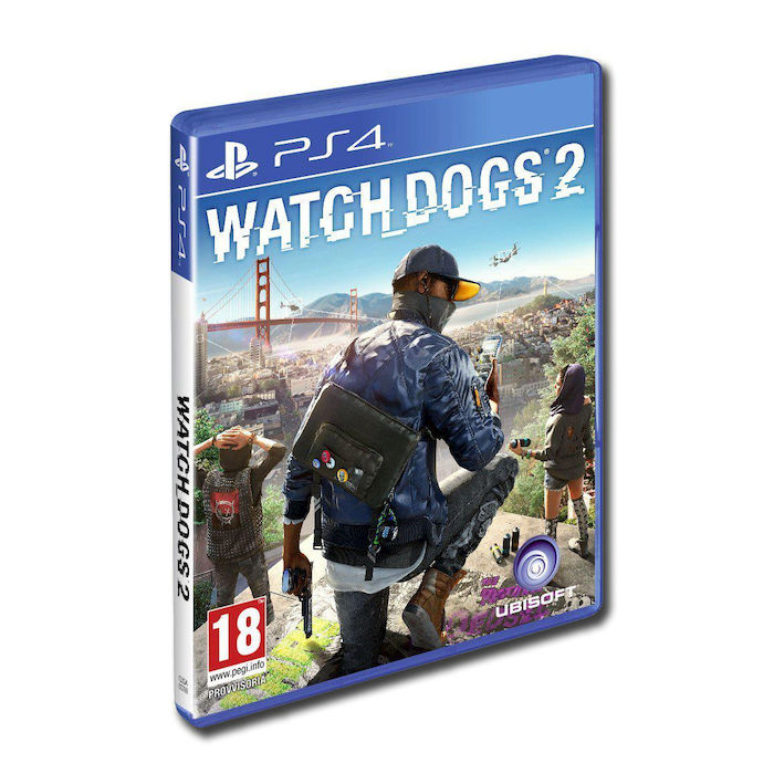 WATCH DOGS 2 - PS4 - thumb - MediaWorld.it