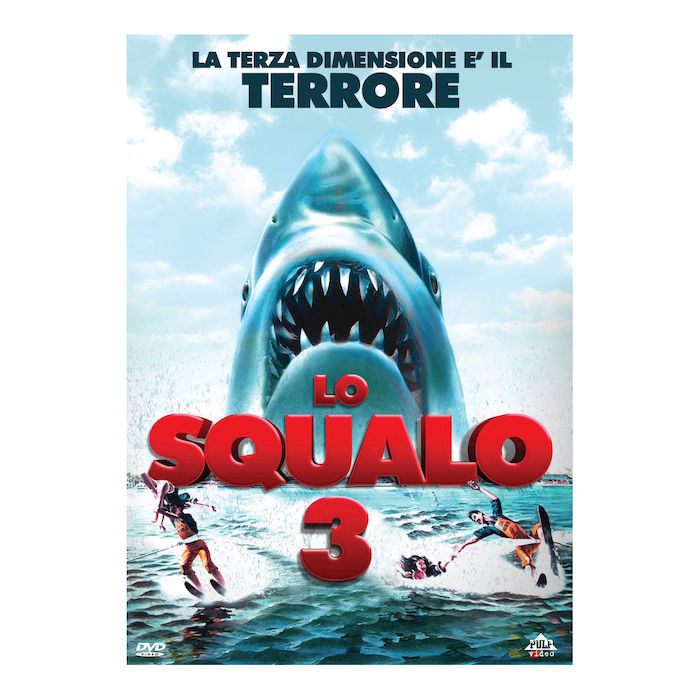 Lo Squalo 3 Dvd Mediaworld It
