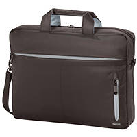 Borsa per Notebook ''Marseille'' 17.3'' HAMA MARSEILLE 17.3'' NERO GRIGIO su Mediaworld.it