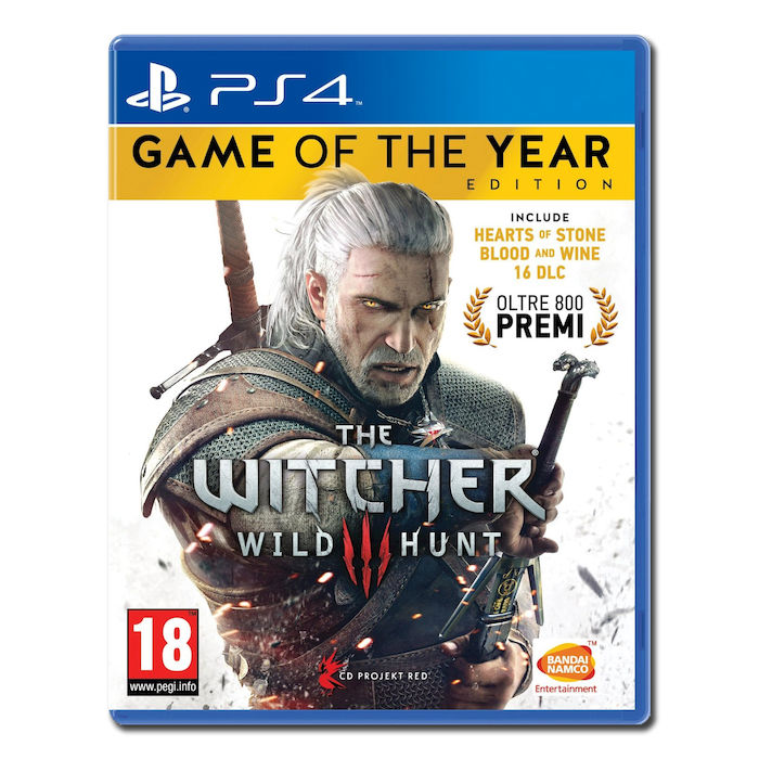 The Witcher III: Wild Hunt - Game Of The Year - PS4 - thumb - MediaWorld.it