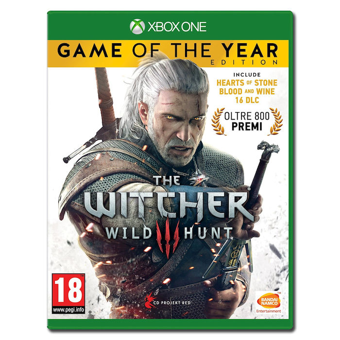 The Witcher III: Wild Hunt - Game Of The Year - XBOX ONE - thumb - MediaWorld.it