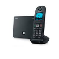 cordless voip GIGASET A540 IP Voip Nero Lucido su Mediaworld.it