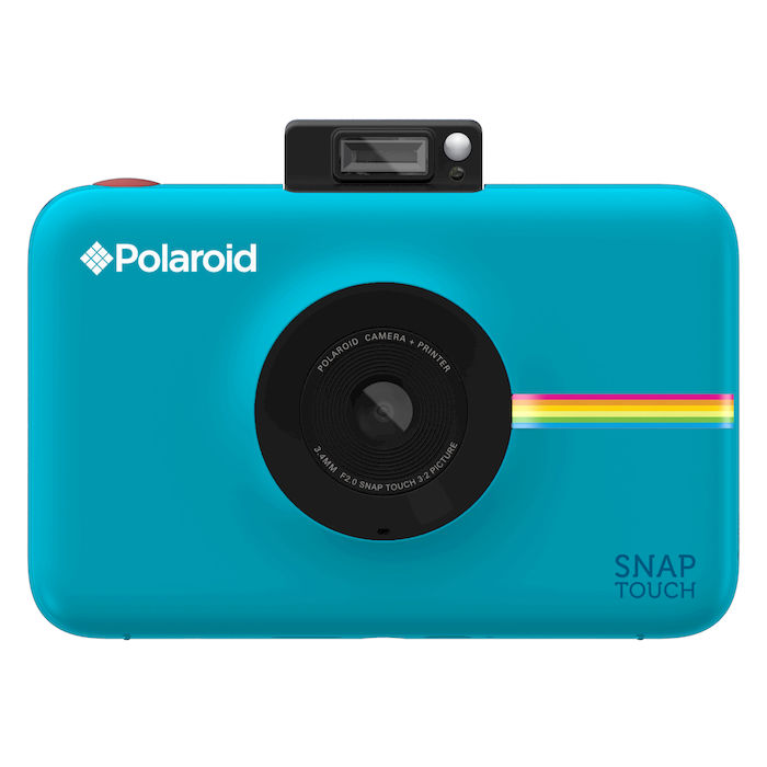 POLAROID SNAP TOUCH BLU - thumb - MediaWorld.it