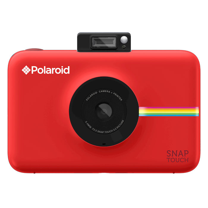 POLAROID SNAP TOUCH ROSSO - PRMG GRADING OOCN - SCONTO 20,00% - thumb - MediaWorld.it