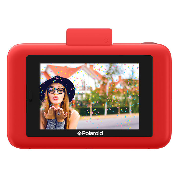 POLAROID SNAP TOUCH ROSSO - PRMG GRADING OOAN - SCONTO 10,00% - thumb - MediaWorld.it