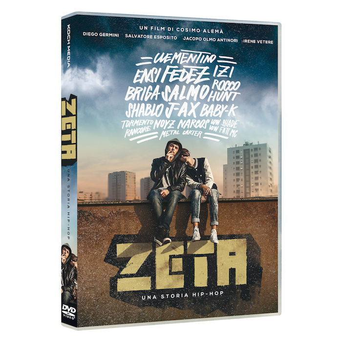 Zeta - Una storia hip-hop - DVD - thumb - MediaWorld.it