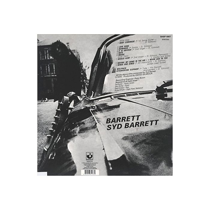 BARRETT SYD - Barrett - Vinile - thumb - MediaWorld.it